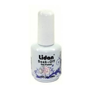 Цветные гель-лаки Lidan