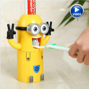 дозатор зубной пасты