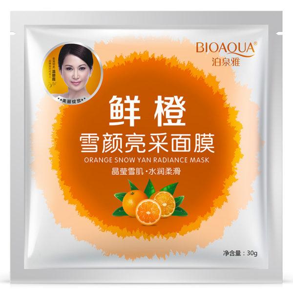 bioaqua с апельсином