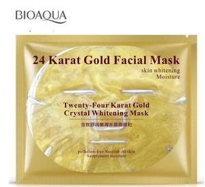 Гидрогелевая маска для лица